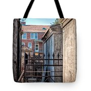 St Louis One And Iberville Tote Bag