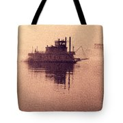 St Louis Paddlewheeler Tote Bag