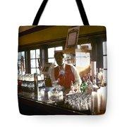 St. Louis: Showboat Tote Bag
