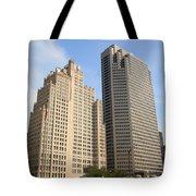 St. Louis Skyscrapers Tote Bag