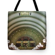 Ornate St. Louis Station Tote Bag