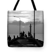 St Lucia Anse La Raye 01 Tote Bag
