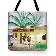 St. Lucia Store Tote Bag