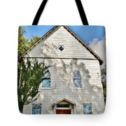 St. Luke African Methodist Episcopal Church - Ellicott City Maryland Tote Bag