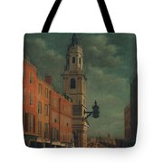 St. Magnus The Martyr Tote Bag