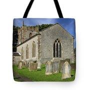 St Margaret's Church - Wetton Tote Bag
