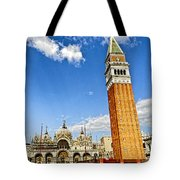 St Marks Square - Venice Italy Tote Bag