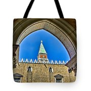 St Marks Tower - Venice Italy Tote Bag