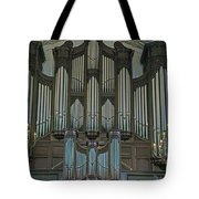St Martins In The Field Organ Tote Bag