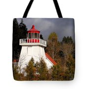 St. Martins Lighthouse Tote Bag