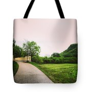 St. Marys Bridge Tote Bag