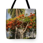 St. Mary's By The Sea Tote Bag