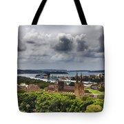 St Mary's Cathedral - Sydney Australia V2 Tote Bag