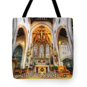 St Mary's Catholic Church - The Altar Tote Bag