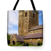 St Mary's Church Conway Tote Bag