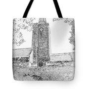 St Marys Church Tenby Tote Bag