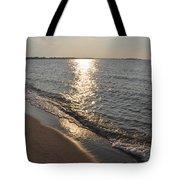 St Marys County Sunrise Tote Bag