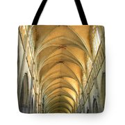 St. Maurice Cathedral In Vienne Tote Bag