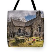 St Michaels Church Tote Bag