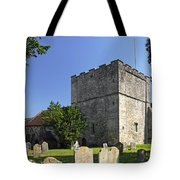 St Michael's Church - Shalfleet Tote Bag
