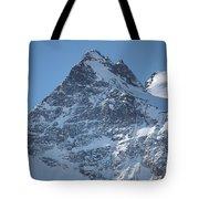 St Mortiz Peaks Tote Bag
