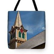St Olaf Steeple Tote Bag