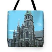 St Patrick Cathedral Tote Bag