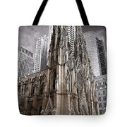 St. Patricks Cathedral  Tote Bag