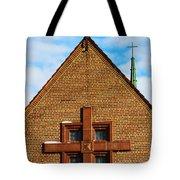 St Patricks Church Tote Bag