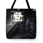 St. Patrick's Day At The Suffern Hotel Tote Bag