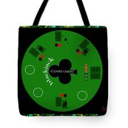 St. Patrick's Day Tournament - Featured In 'cards For All Occasions' Tote Bag