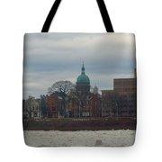 St Patricks In Harrisburg Tote Bag