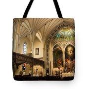 St Patrick's Iv Tote Bag