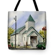 St. Paul Congregational Church Tote Bag