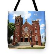Hamel Illinois - St. Paul's Tote Bag