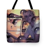 St Paulie Girl Tote Bag