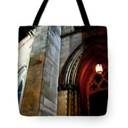St. Paul's Presbyterian Church Hamilton Ontario  Canada Front View Tote Bag