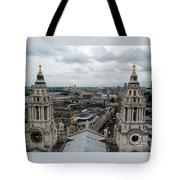 St Paul's View Tote Bag