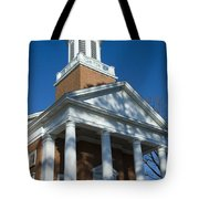 St. Pauls's Memorial Church Charlottesville Tote Bag