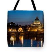 St. Peters Basilica Tote Bag