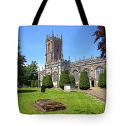 St Peter's Church - Tiverton Tote Bag