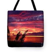 St. Petersburg Sunset Tote Bag