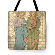 St Philip And St James Tote Bag by English School