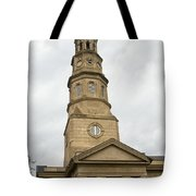 St Phillips Episcopal Church Charleston South Carolina Tote Bag