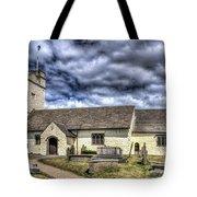 St Sannans Church Bedwellty 3 Tote Bag
