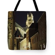 St Saviour Cathedral  Tote Bag