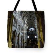 St. Severin Church In Paris France Tote Bag