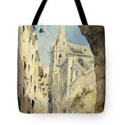 St. Severin Paris Tote Bag by James Holland