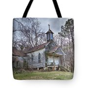 St. Simon's Church Tote Bag