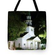 St Simons Island Presbyterian Church Tote Bag